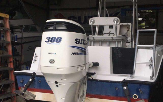 Suzuki Marine - Dolan Yacht Services